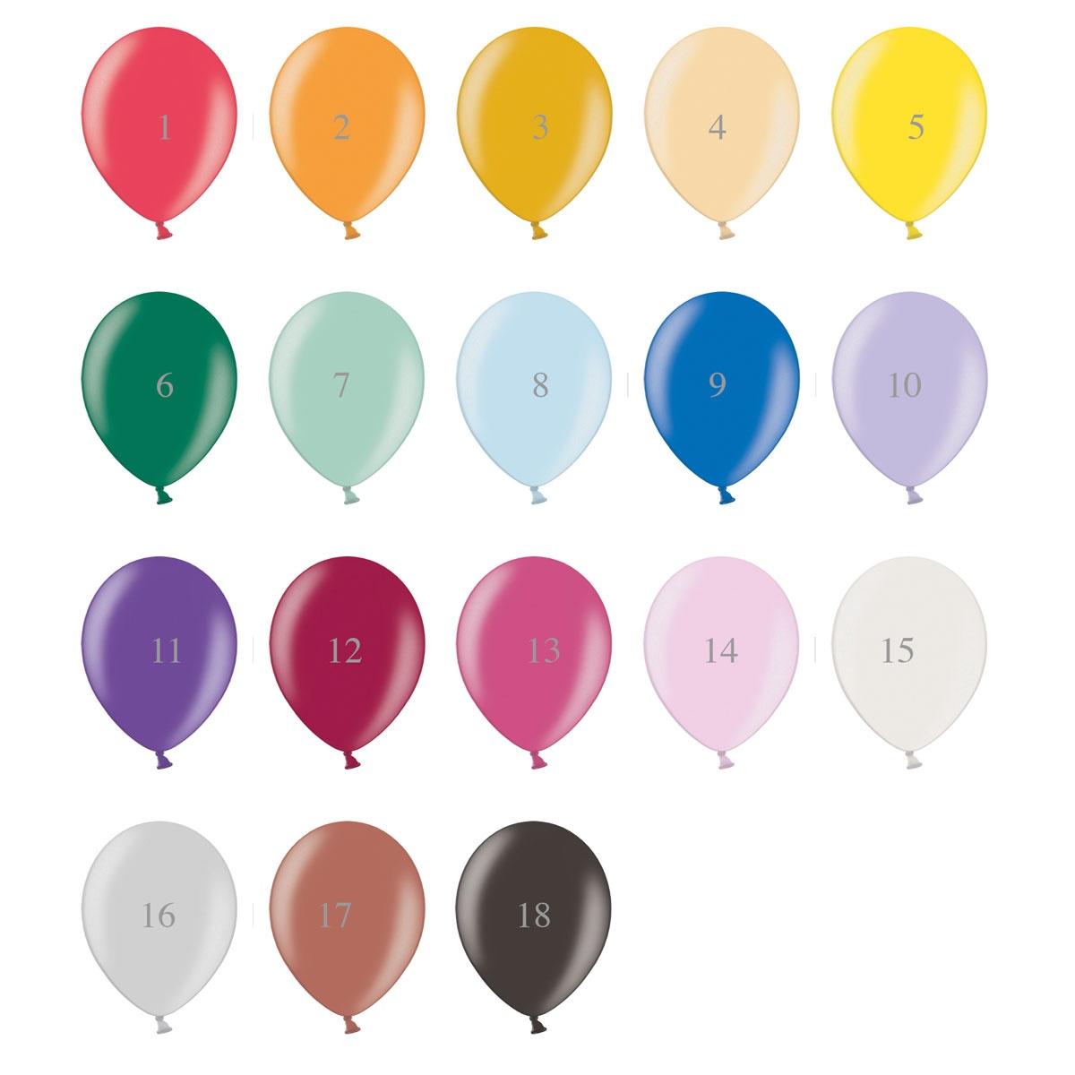 Ballong Metallic