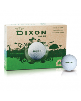 Golfbollar Dixon Earth