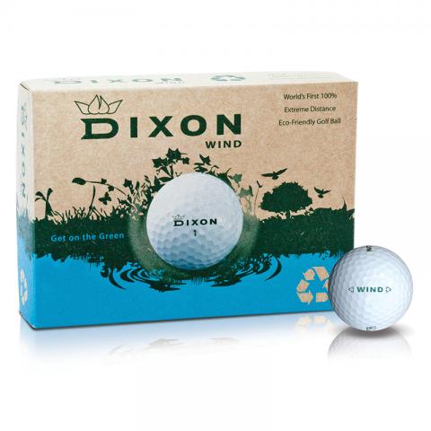 Golfbollar Dixon Wind