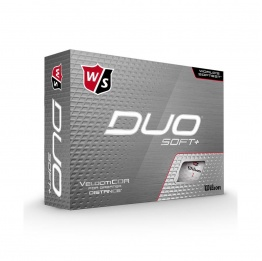 Golfbollar Wilson Staff Duo Soft+