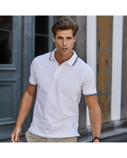 Polo Perfect Stretch Contrast