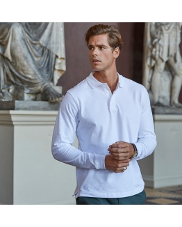 Polo Perfect Stretch Long Sleeve