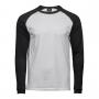 T-shirt Baseball Herr