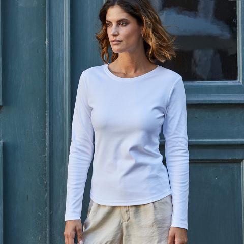 T-shirt Long Sleeve Dam