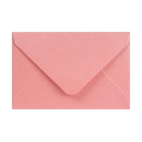 Babyrosa Pärlemorfärgat kuvert