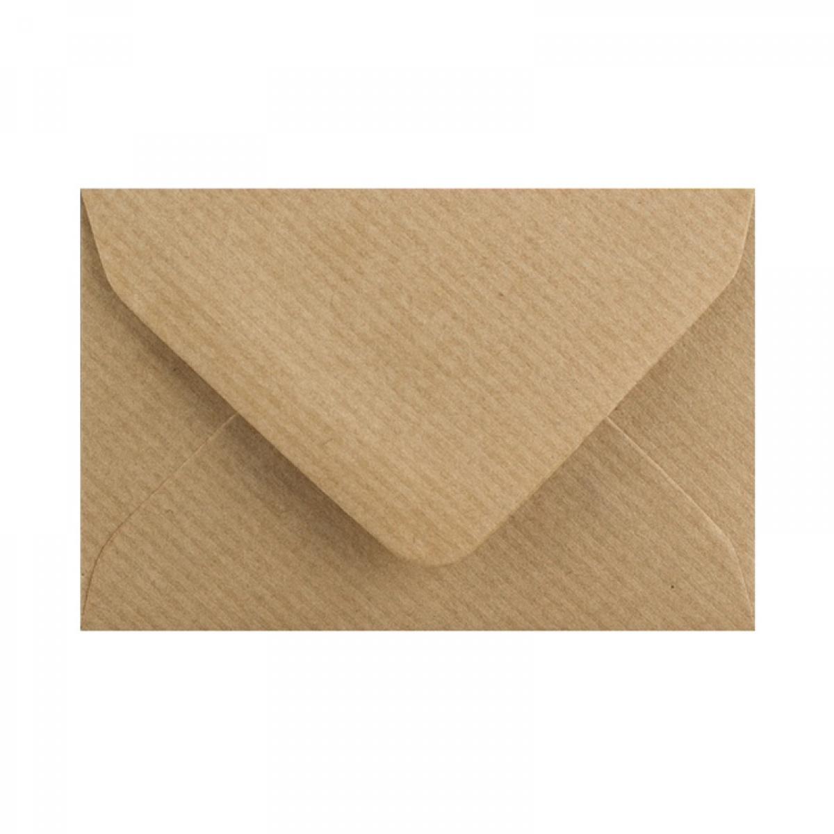 Brunt Kuvert
