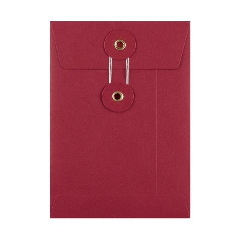 Kuvert Deluxe Röd