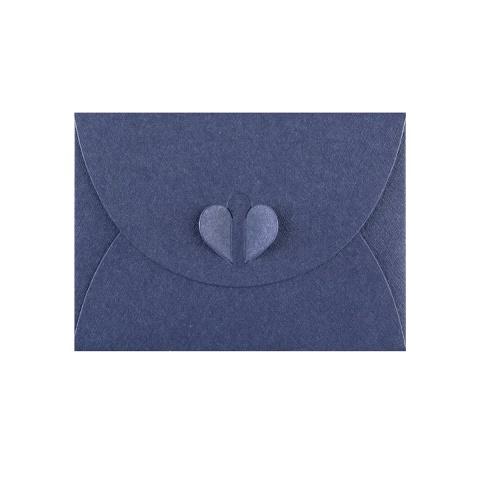 Midnattsblå Fjärilkuvert
