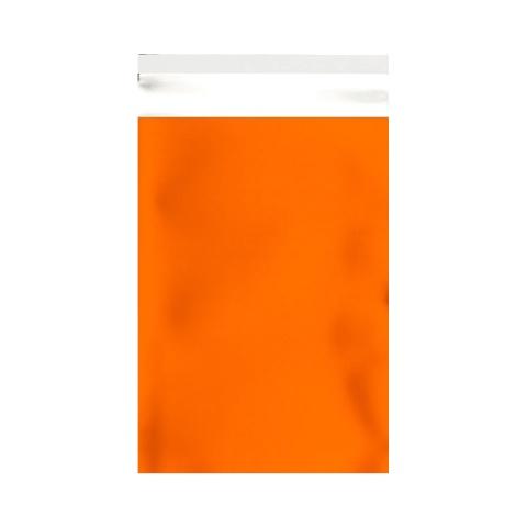Mattfolierad påse Orange