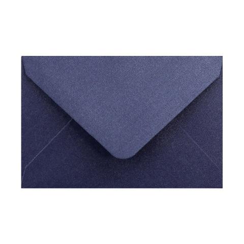 Midnattsblå Pärlemorfärgat kuvert