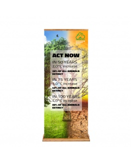 Roll-up Bambu Premium