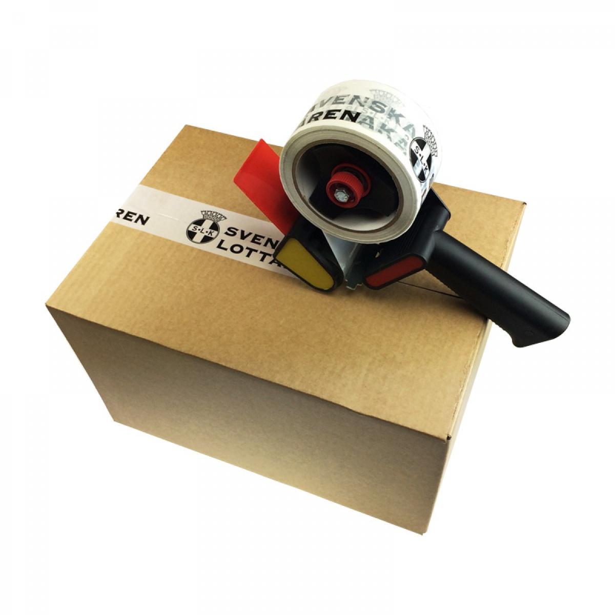 Packtejp 50mm - Standard