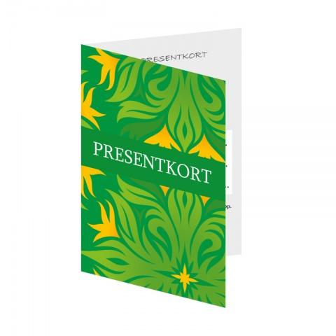 Presentkort A5 Stående