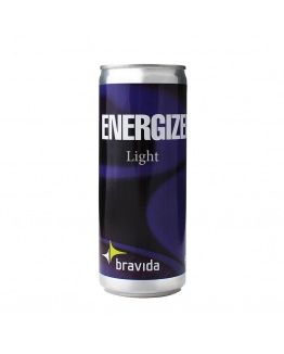 Energidryck Light 250 ml