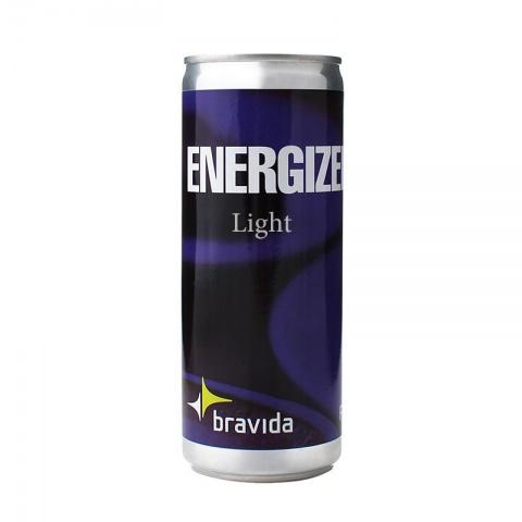Energidryck Light 250 ml