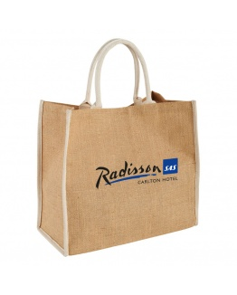 Shoppingkasse Jute Bag