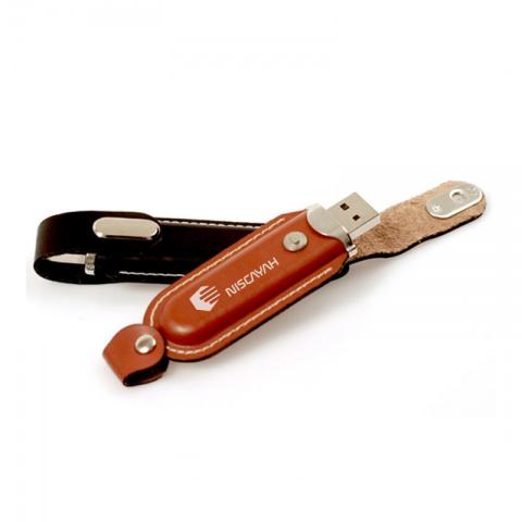 USB-minne Leather