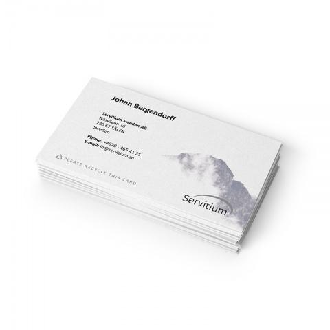 Miljövänliga Visitkort